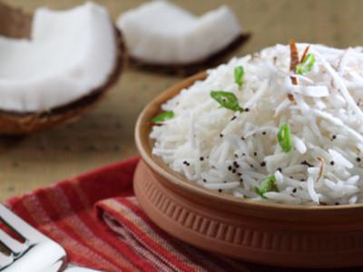Ароматный кокосовый рис