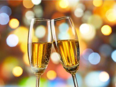 Коктейль ромовое шампанское