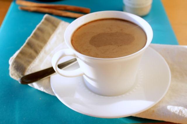 Молочный кофе по-эстонски с ликером