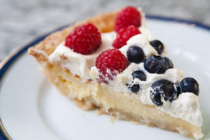 Начинка для пирога из кефира и сливок