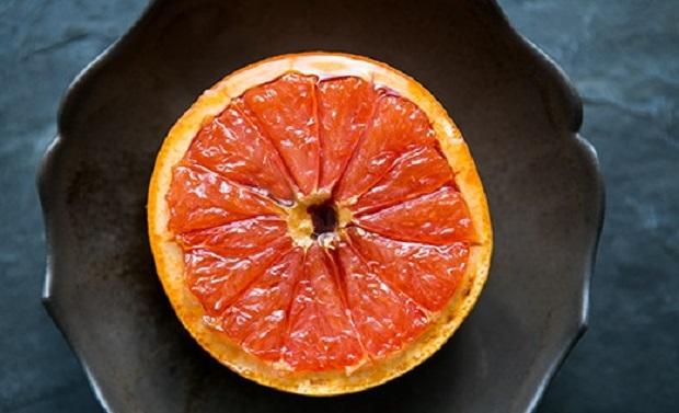 Печеный грейпфрут