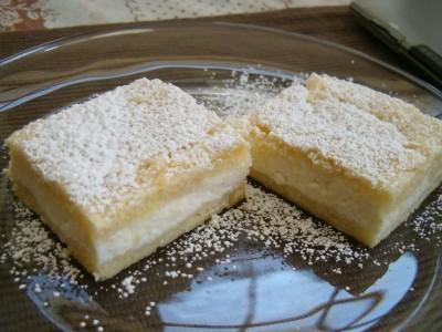 Творожный пирог, которые не требует запекания