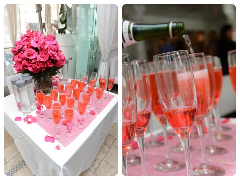 Вишневое шампанское — простой способ разнообразить вечеринку