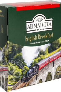 для рецепта Чай черный Ahmad Tea English Breakfast 100 пак