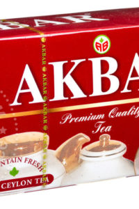 для рецепта Чай черный Akbar Mountain Fresh 25 пак
