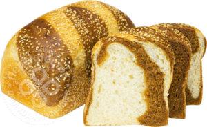 для рецепта Хлеб Мраморный 300г