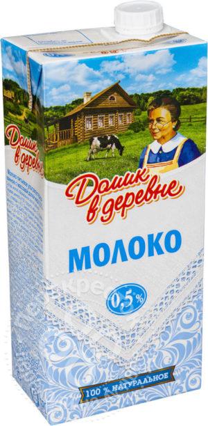 для рецепта Молоко Домик в деревне 0.5% 923мл