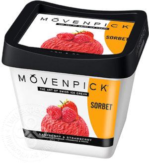 для рецепта Мороженое Movenpick Rasberry&Strawberry 2% 500мл