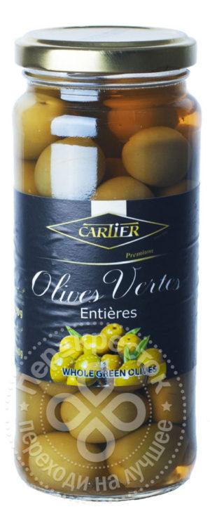 для рецепта Оливки Cartier с косточкой 340г