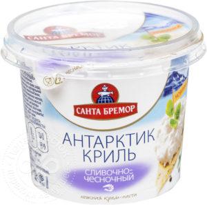 для рецепта Паста Санта Бремор Антарктик Криль Сливочно-чесночный 150г