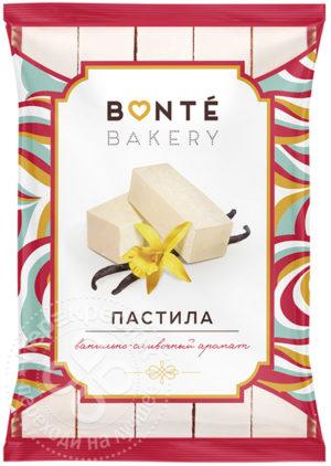 для рецепта Пастила Bonte Bakery Ванильно-сливочный аромат 220г