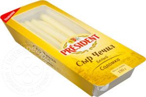 для рецепта Сыр President Чечил Белый соломка 35% 150г