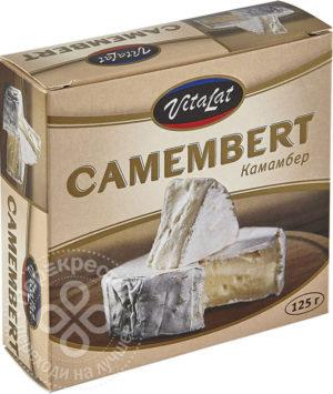 для рецепта Сыр Vitalat Камамбер 45% 125г