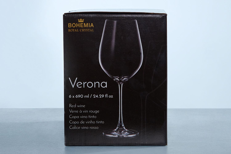 Набор бокалов для красного вина Verona