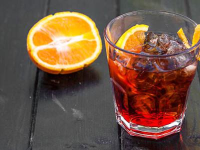 Коктейль негрони — великолепное сочетание алкоголя