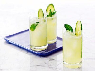 Летний алкогольный дачный коктейль