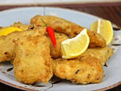 Простые в приготовлении рыбные наггетсы