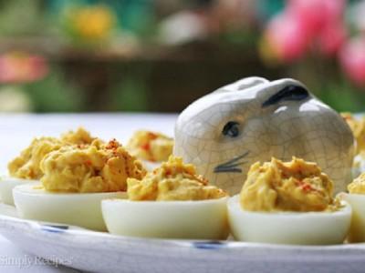 Пряные яйца