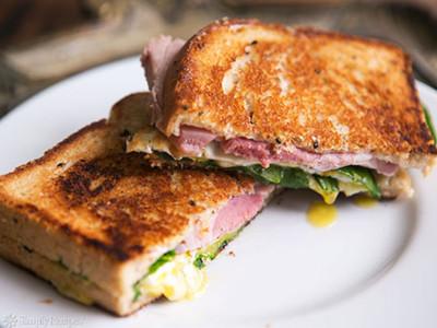 Сэндвич «быстрое подкрепление»