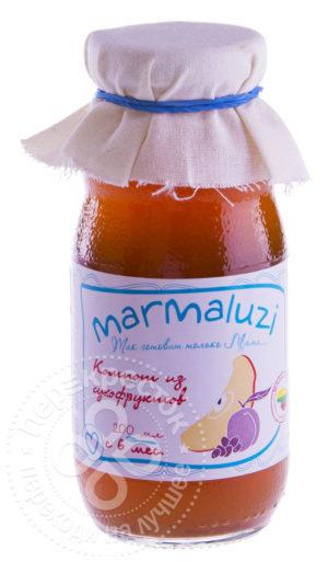 для рецепта Компот Marmaluzi из сухофруктов 200мл